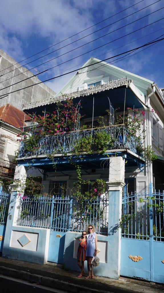 Guadeloupe - house