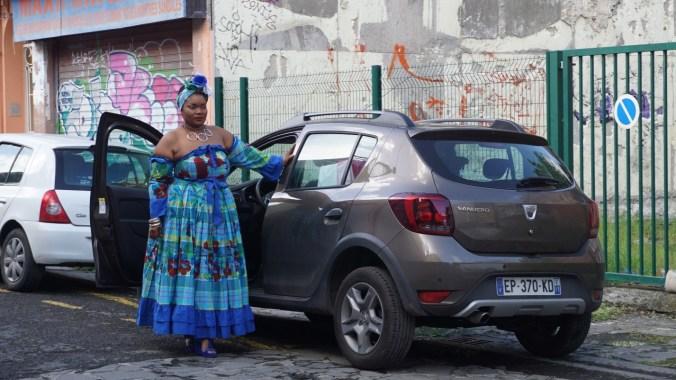 Guadeloupe - local women