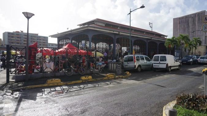 Guadeloupe - market