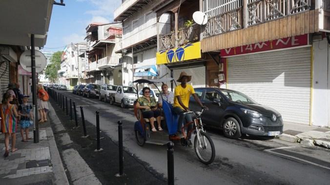Guadeloupe - street