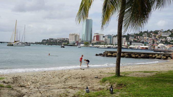 Martinica - port
