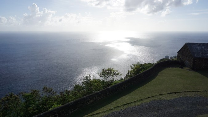Saint Vincent si the Grenadines - fort charlotte