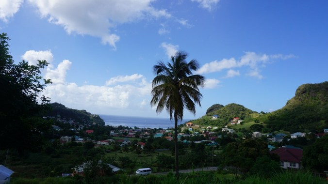 Saint Vincent si the Grenadines - houses