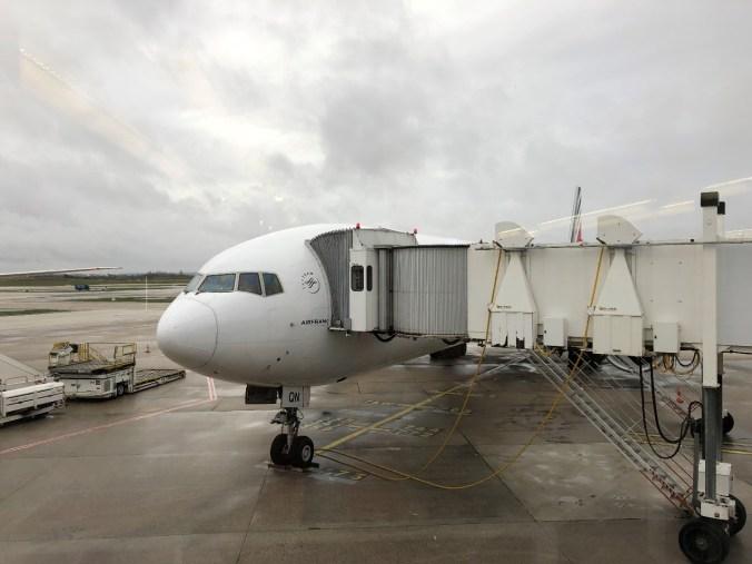 croaziera in caraibe - avion
