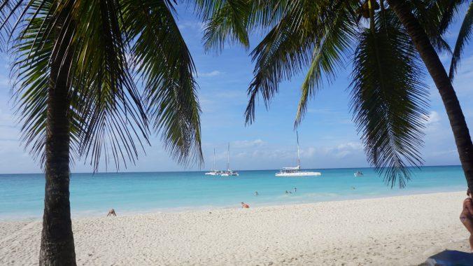 croaziera in caraibe - saona island