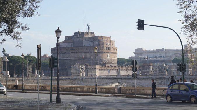 Roma - Castle Sant'Angelo