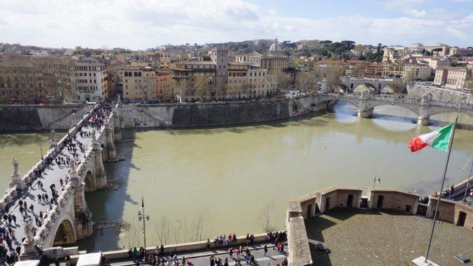 Roma - Castle Sant'Angelo1