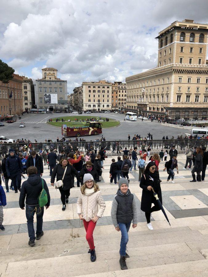 Roma - altare della patria1