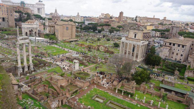 Roma - foro romano1