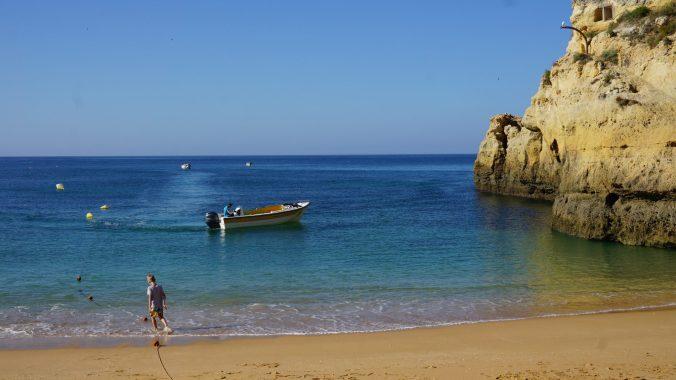 Algarve -benagil beach3