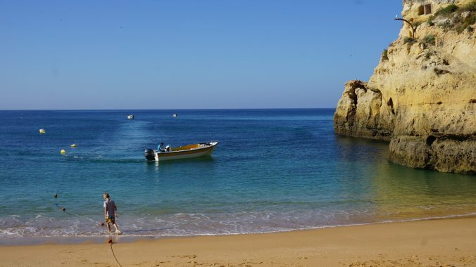 Algarve -benagil beach3