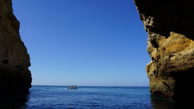 Algarve -cave tour3