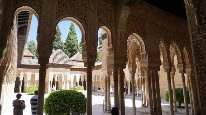 Alhambra- nasrid palace2