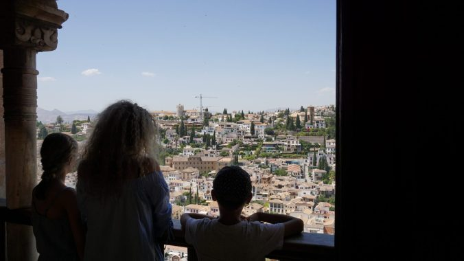 Alhambra- nasrid palace4