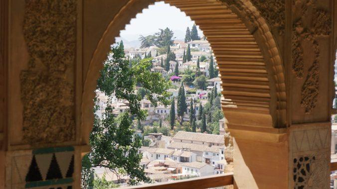 Alhambra- nasrid palace8