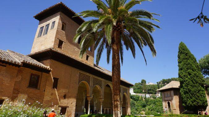Alhambra- nasrid palace9