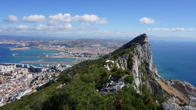 Gibraltar - the rock 3