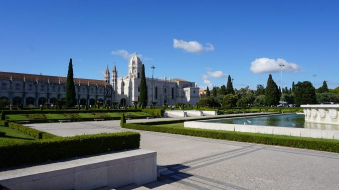 Lisabona - jeronimos