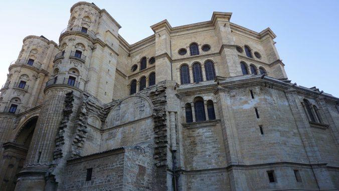 Malaga -cathedral