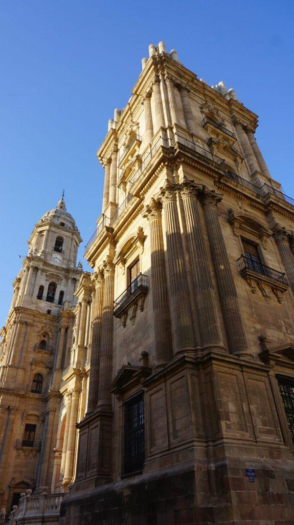 Malaga -santa maria cathedral