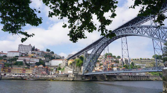 Porto -ponte louis I1