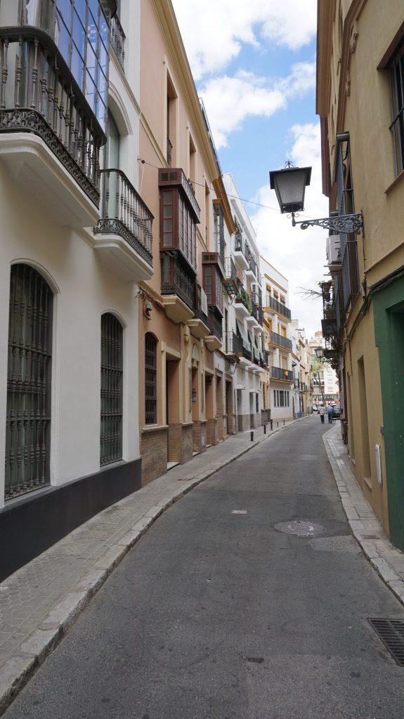 Sevilia-streets