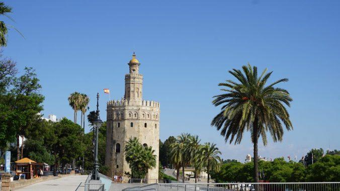 Sevilia- torre del oro