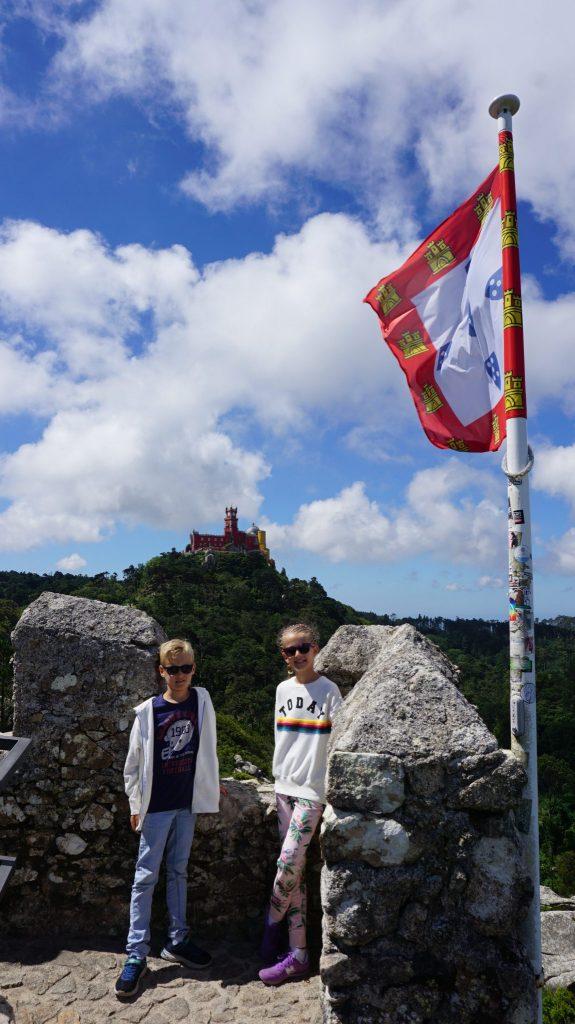 Sintra - Mouros castle3