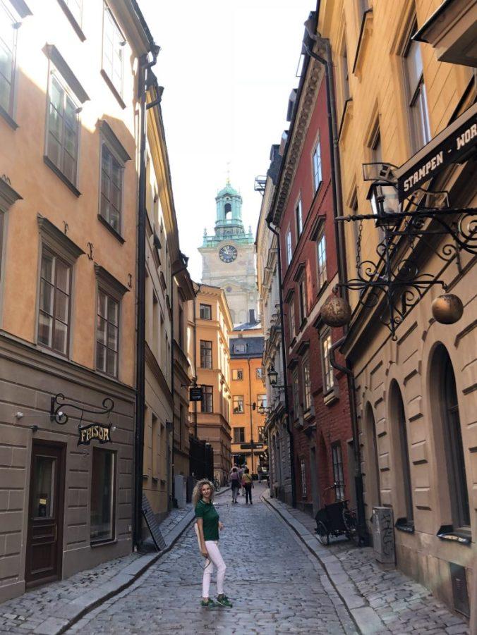 Stockholm - cathedral
