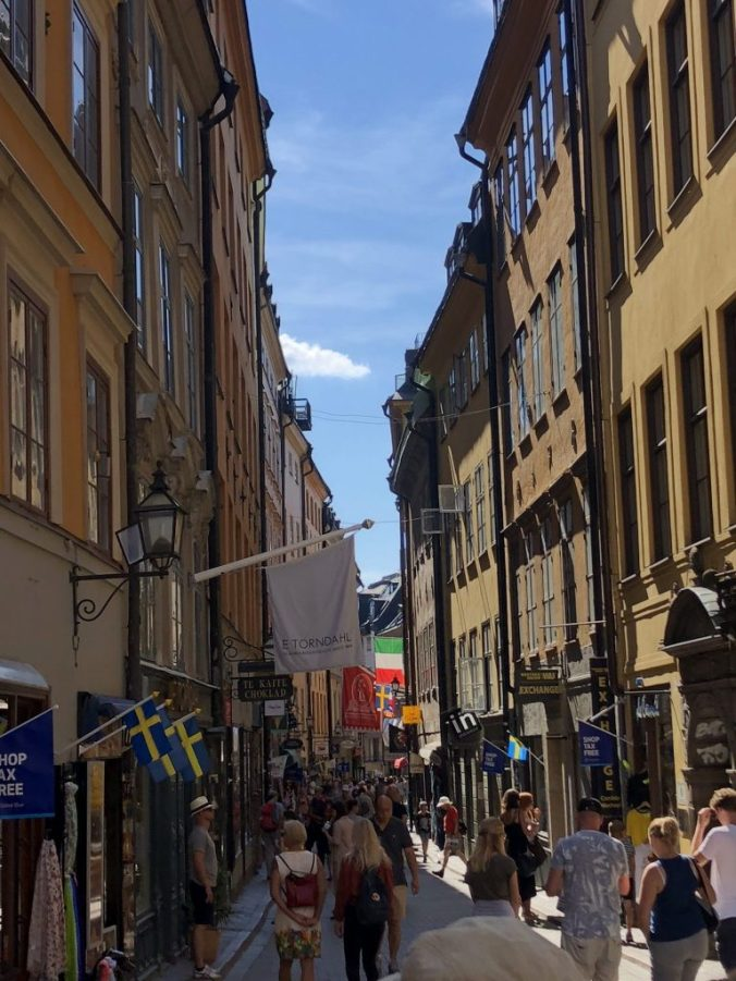 Stockholm - gamla stan1