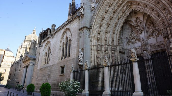 Toledo -cathedral3
