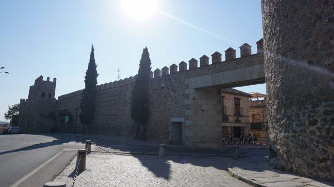 Toledo - walls5