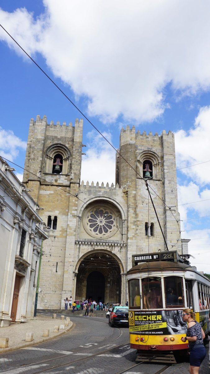 Lisabona - se cathedral2