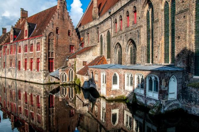 bruges - Oud Sint-Janshospitaal