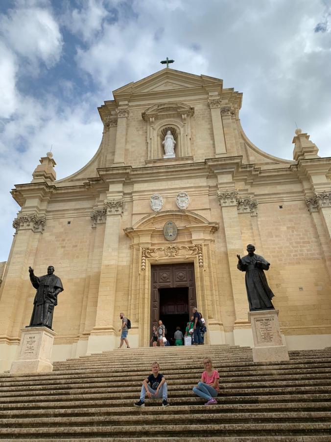 Malta - Gozo citadel3