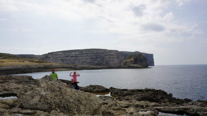 Malta - Gozo dwejra4