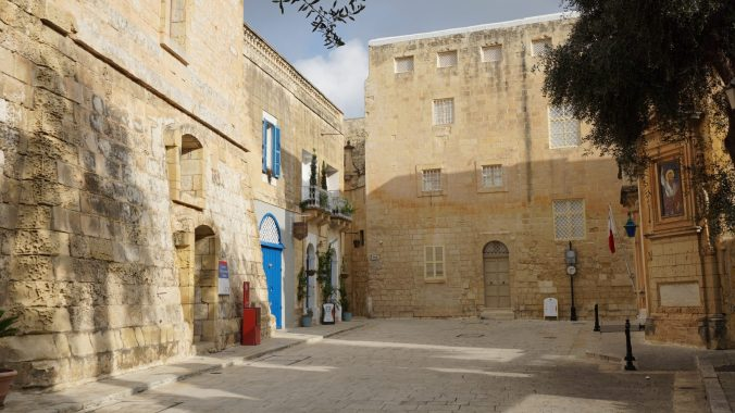Malta - Mdina2