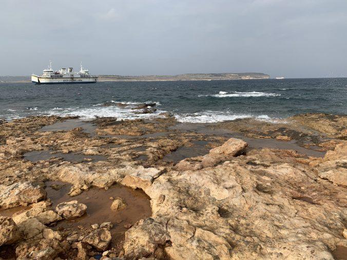 Malta - gozo ferry