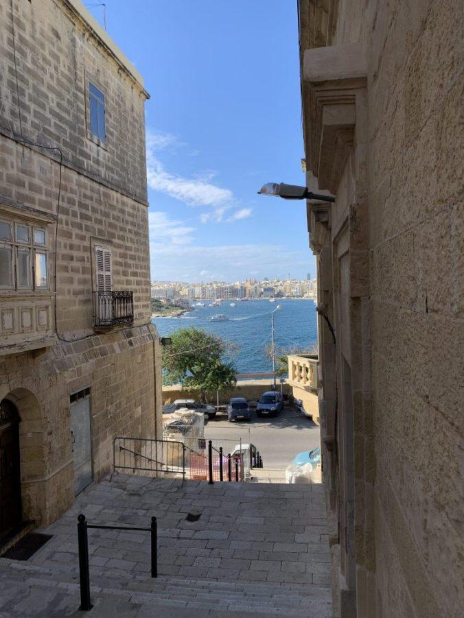 Malta - valletta view