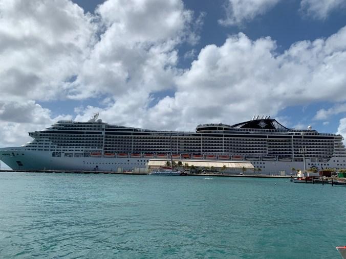 Aruba -cruise ship