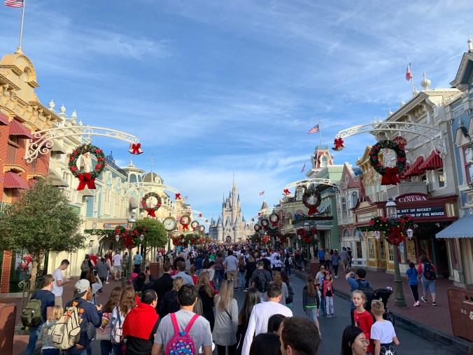 Disneyland Orlando - 1