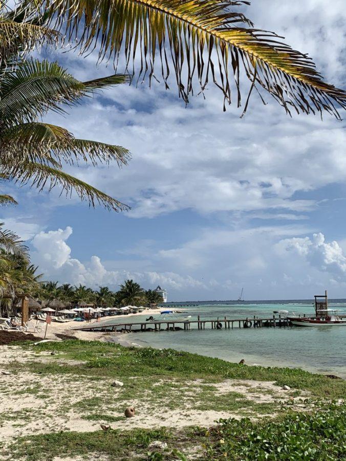 Mexic - Costa Maya beach2