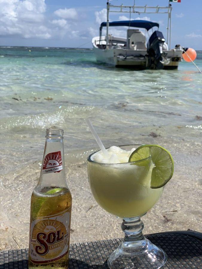 Mexic - Costa Maya beach5