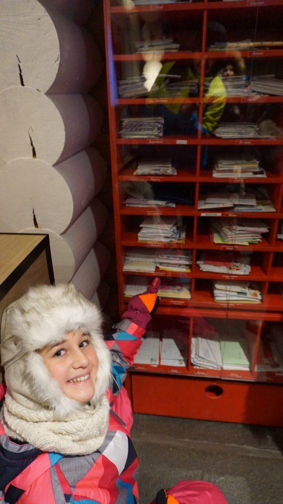Laponia - Santa Claus post office