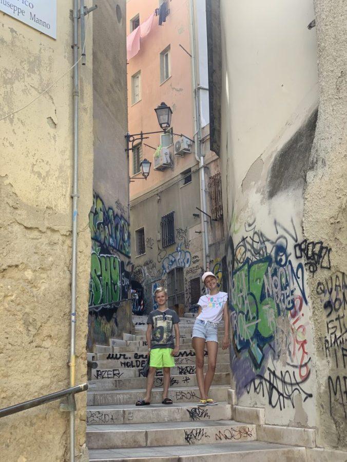 Cagliari - street