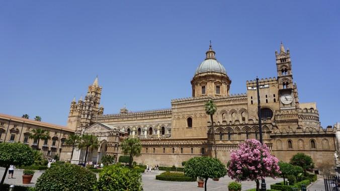 Palermo - catedrala