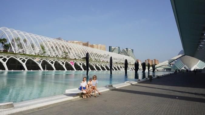 Valencia - Ciutat de les Arts i les Ciencies