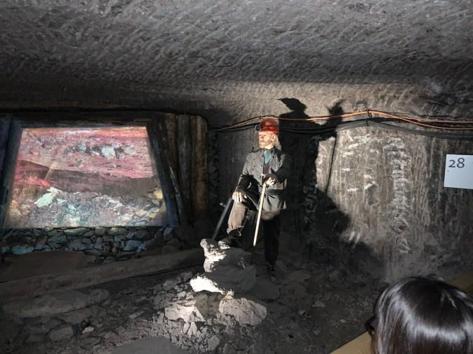 Hallstatt - salt mine8