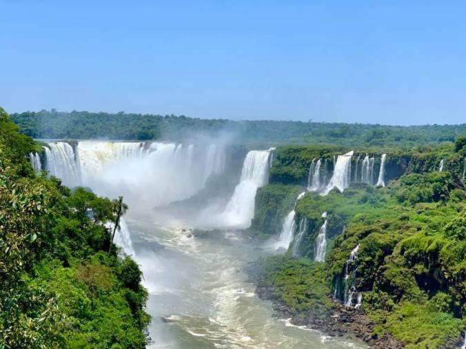 Iguazu - fall1
