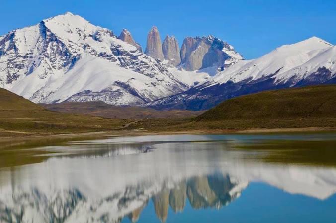 Patagonia - Torres del Paine1